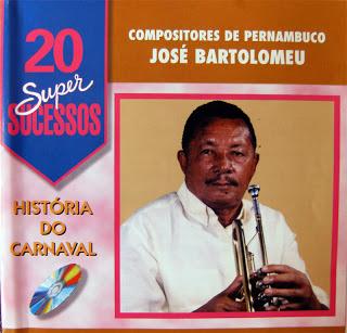 historia do carnaval - josé bartolomeu